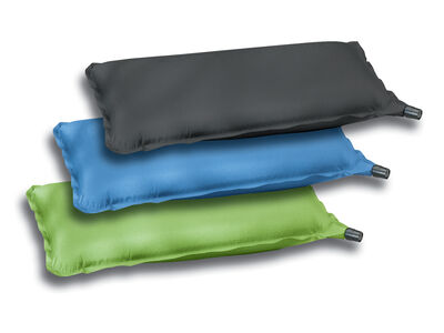 The BackRest™ is a self-inflating back support.
