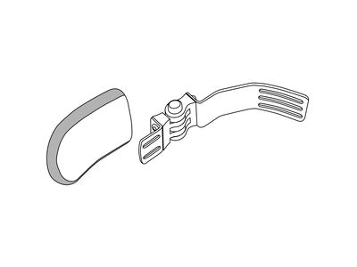 PAL™ Swing-Away Lateral Supports, , large